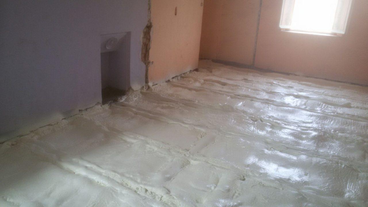 Isolamento pavimenti