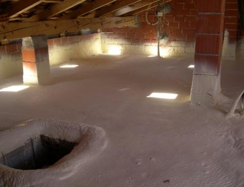 Isolamento termico sottotetto non abitabile e abitabile